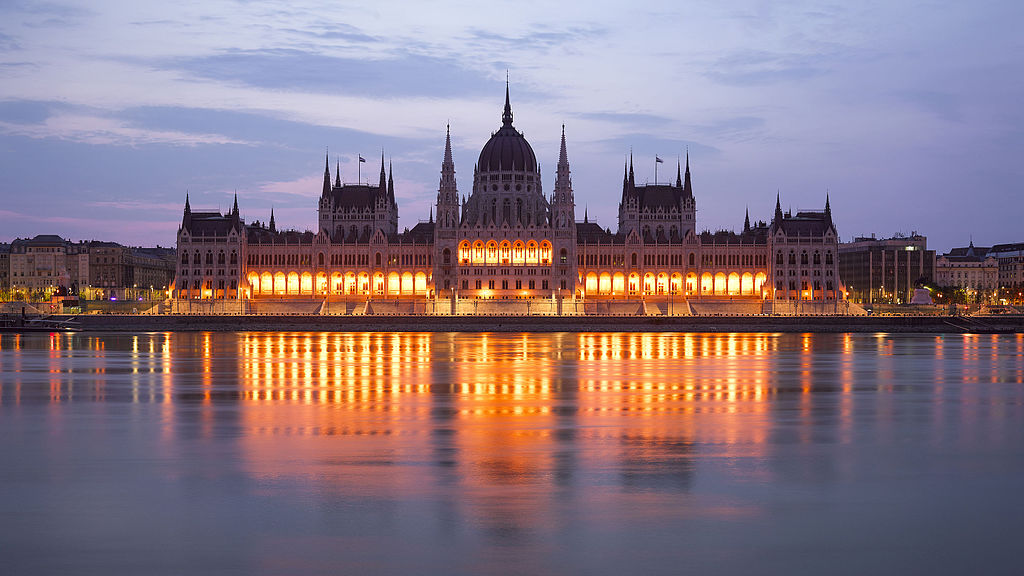 Hungarian Parliament - Amazing Sight-Seeing Destinations in Budapest (Hungary)