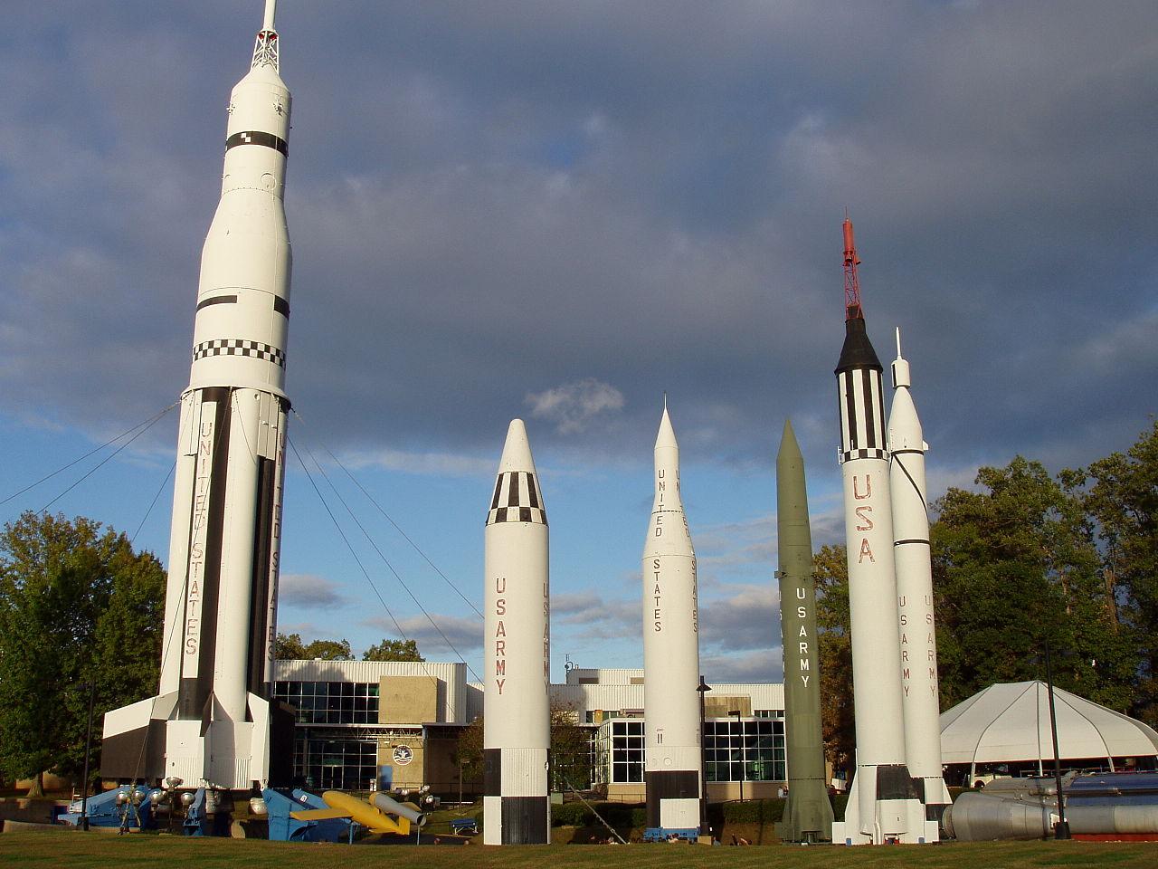 Sightseeing Place to Visit In Alabama-Huntsville