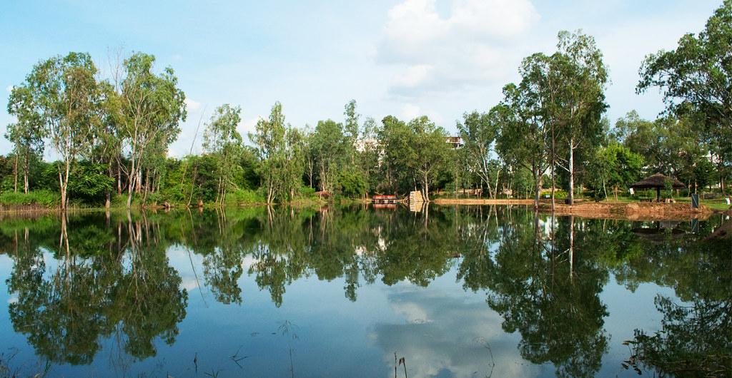 Best Place to Visit Nearby Durgam Cheruvu - Hyderabad Botanical Gardens