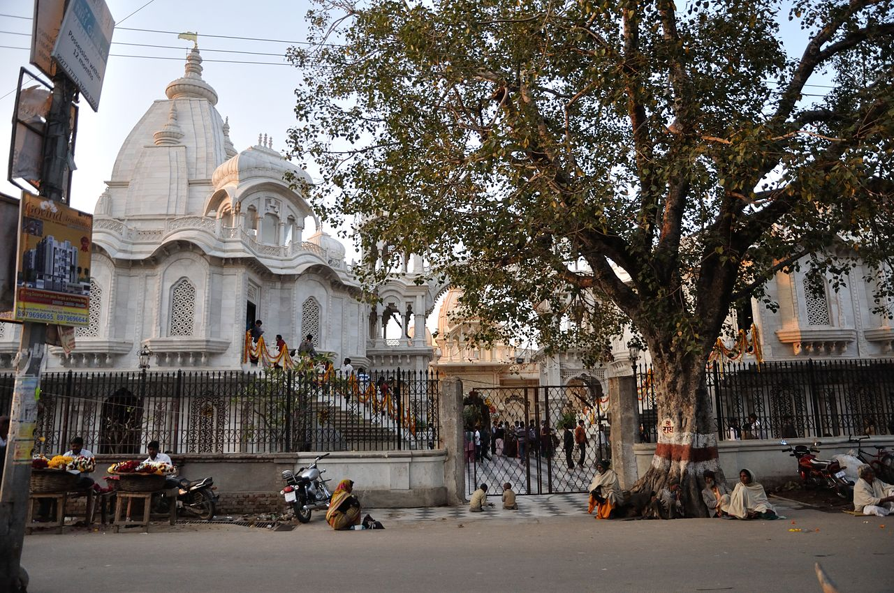 Best Place To Visit in Barsana-ISKCON Temple