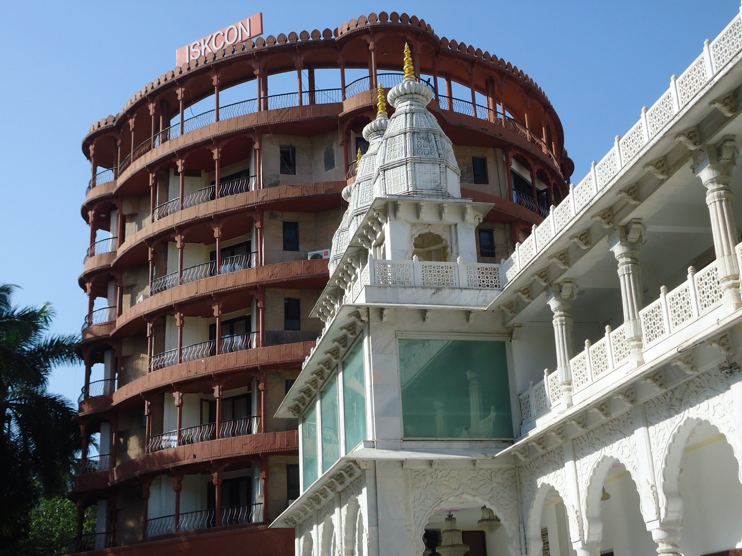 Most Popular Place To Visit In Bhubaneswar - ISKCON Temple