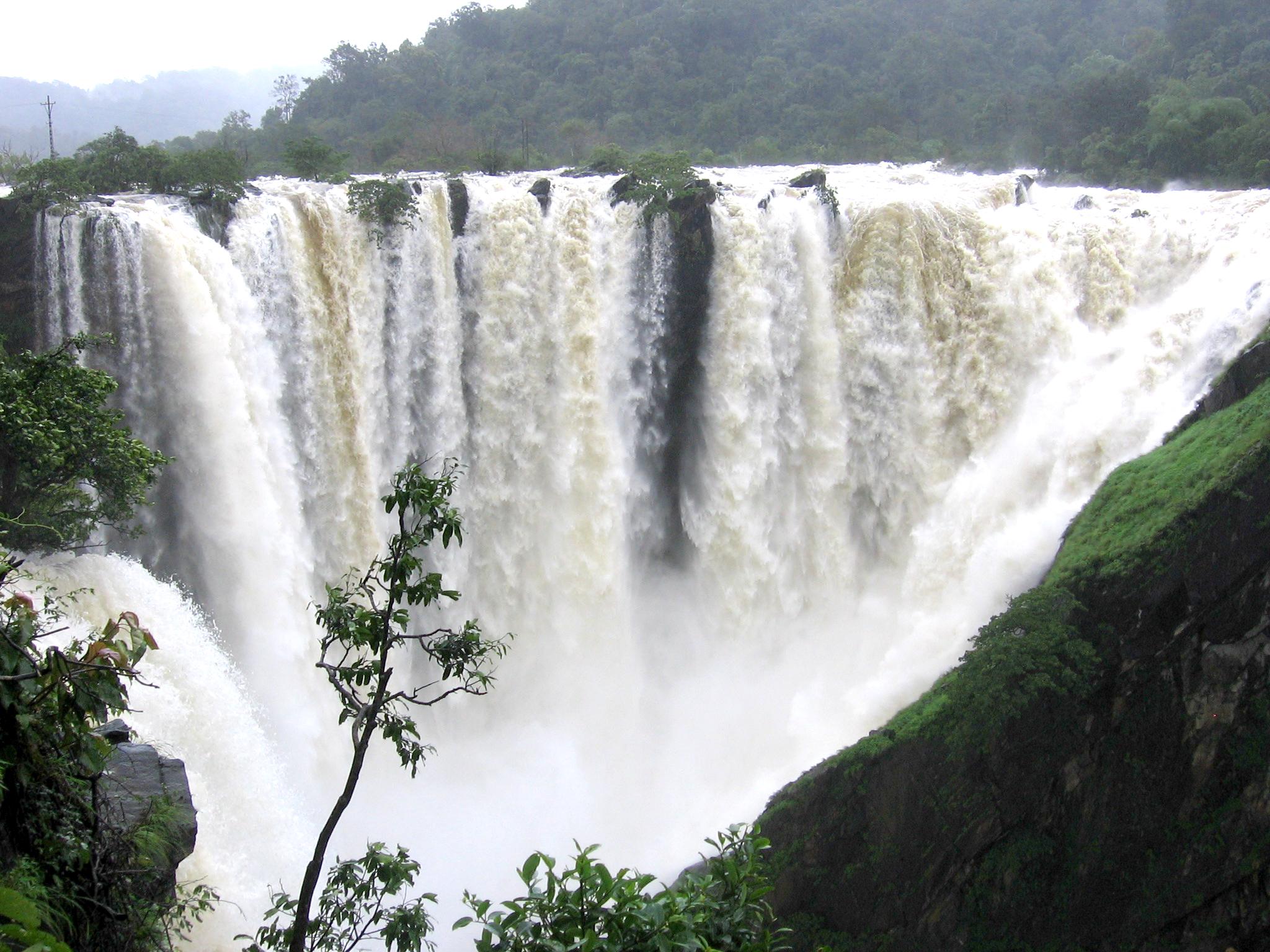 Wonderful Place To Visit In Shivamogga - Jog Falls