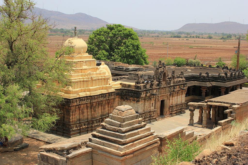 kalleshwara temple at Davangere