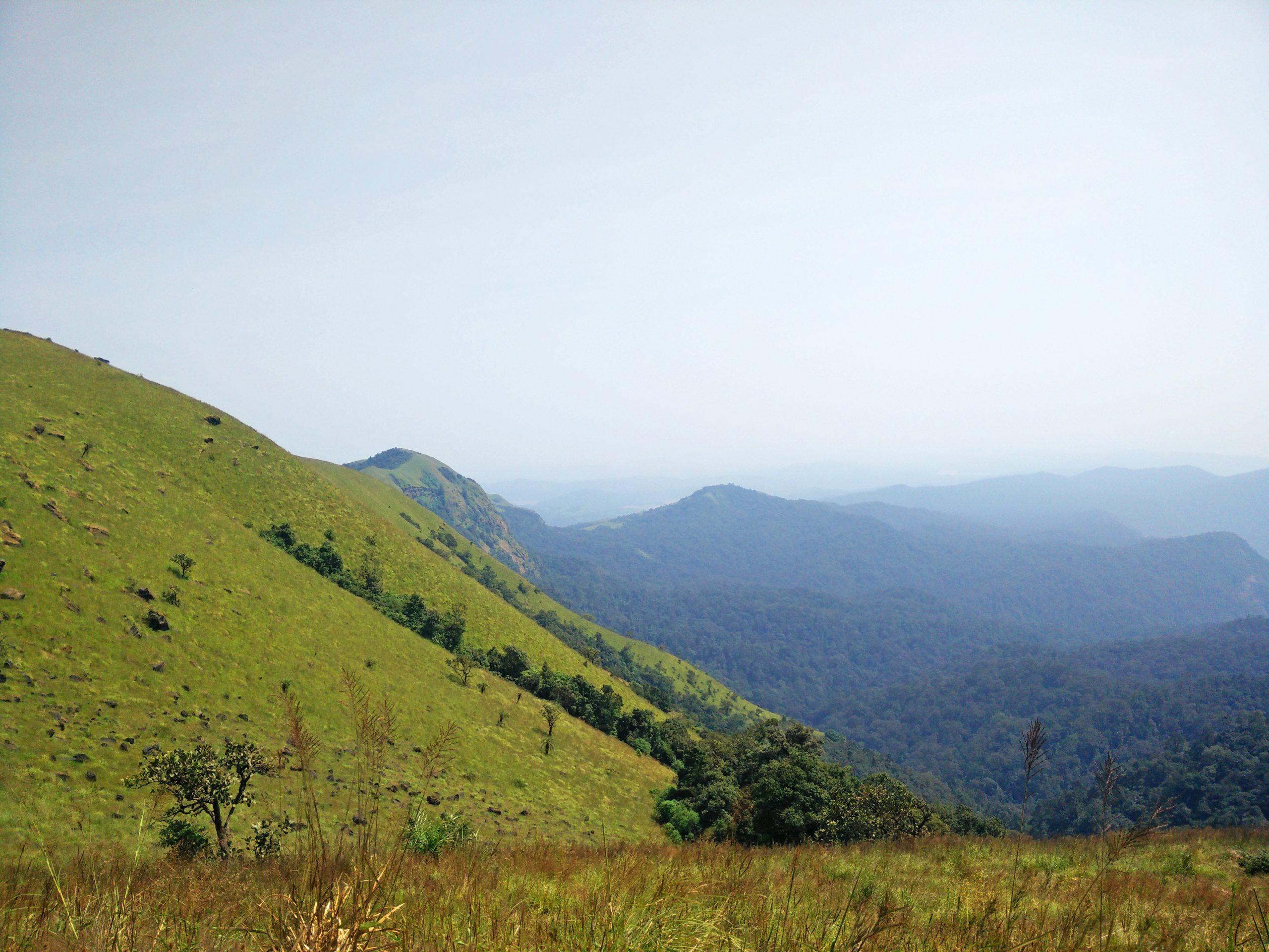 Famous Place To Visit In Shivamogga - Kodachadri