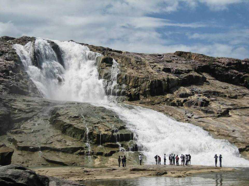 Best Place to Visit Near the Pochera Waterfalls - Kuntala Waterfalls