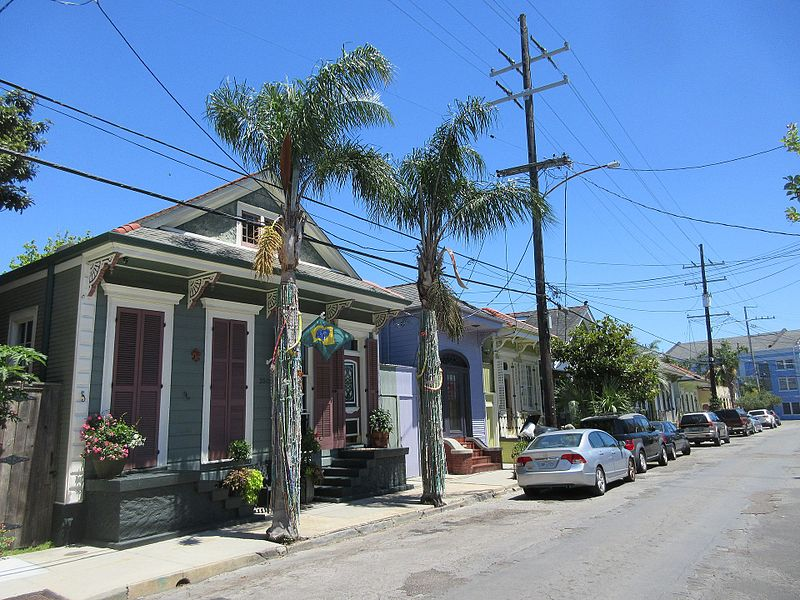 Marigny in New Orleans