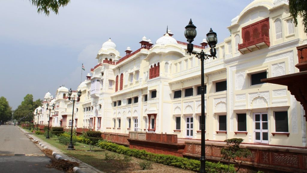 Spend Quality Time At The Moti Bagh Palace - Patiala