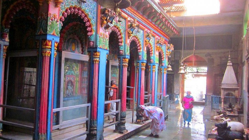 Great Place To Visit Nearby Hanuman Garhi - Nageshwarnath Temple