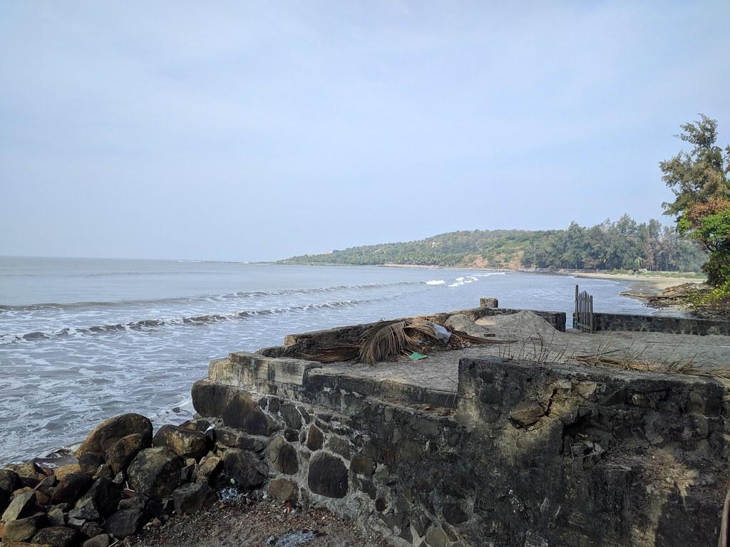 Nandgaon Beach - Famous Place To Visit Near Murud Janjira