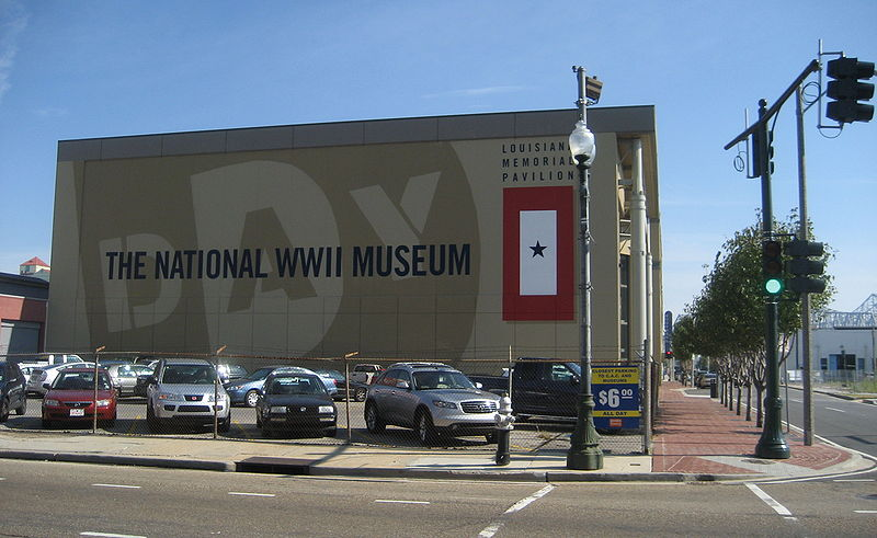 National World War 2 Museum in New Orleans