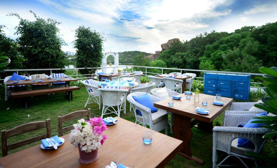 Great Place to Eat Nearby Durgam Cheruvu - Olive Bistro & Bar