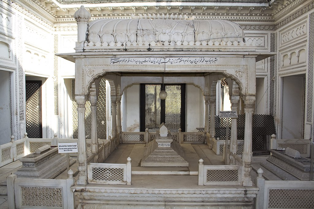 History of Paigah Tombs