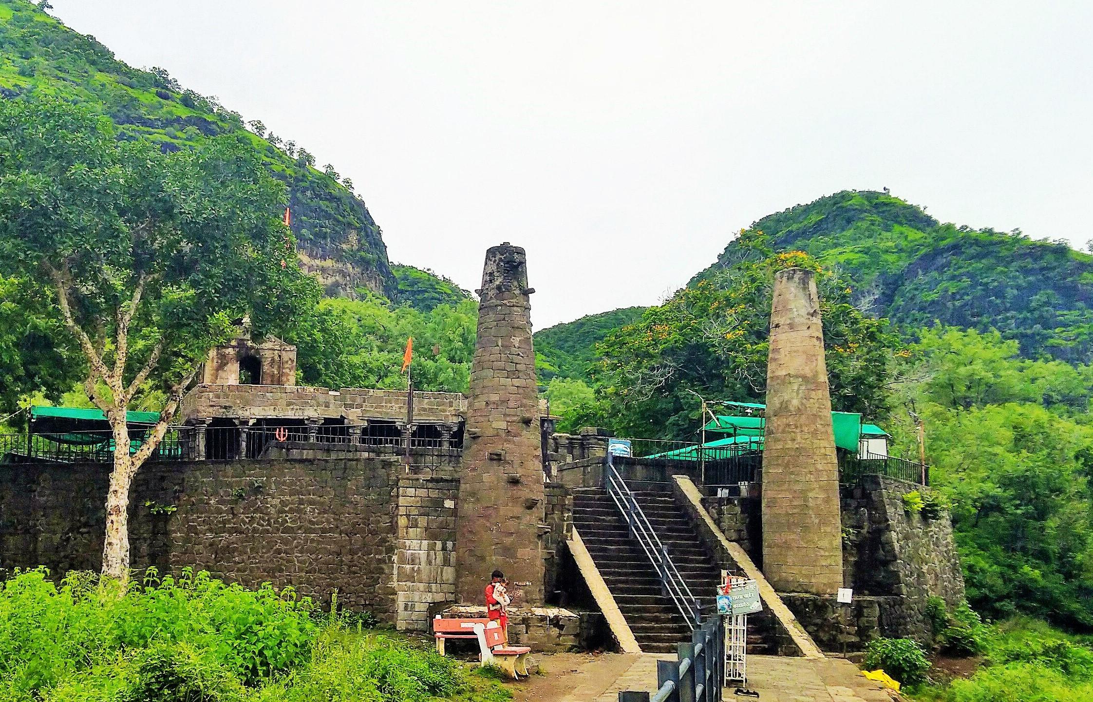 Famous Place To Visit Near Parola Fort - Patnadevi Temple