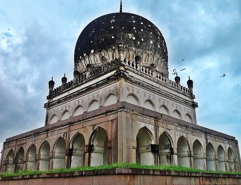 Top Place You Must Visit Near The Golconda Fort - Qutb Shahi Tombs