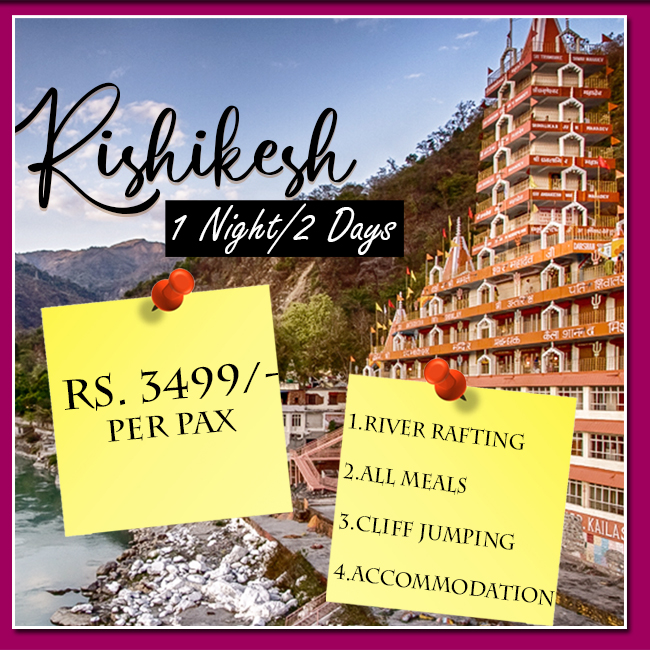 Rishikesh Tour Package