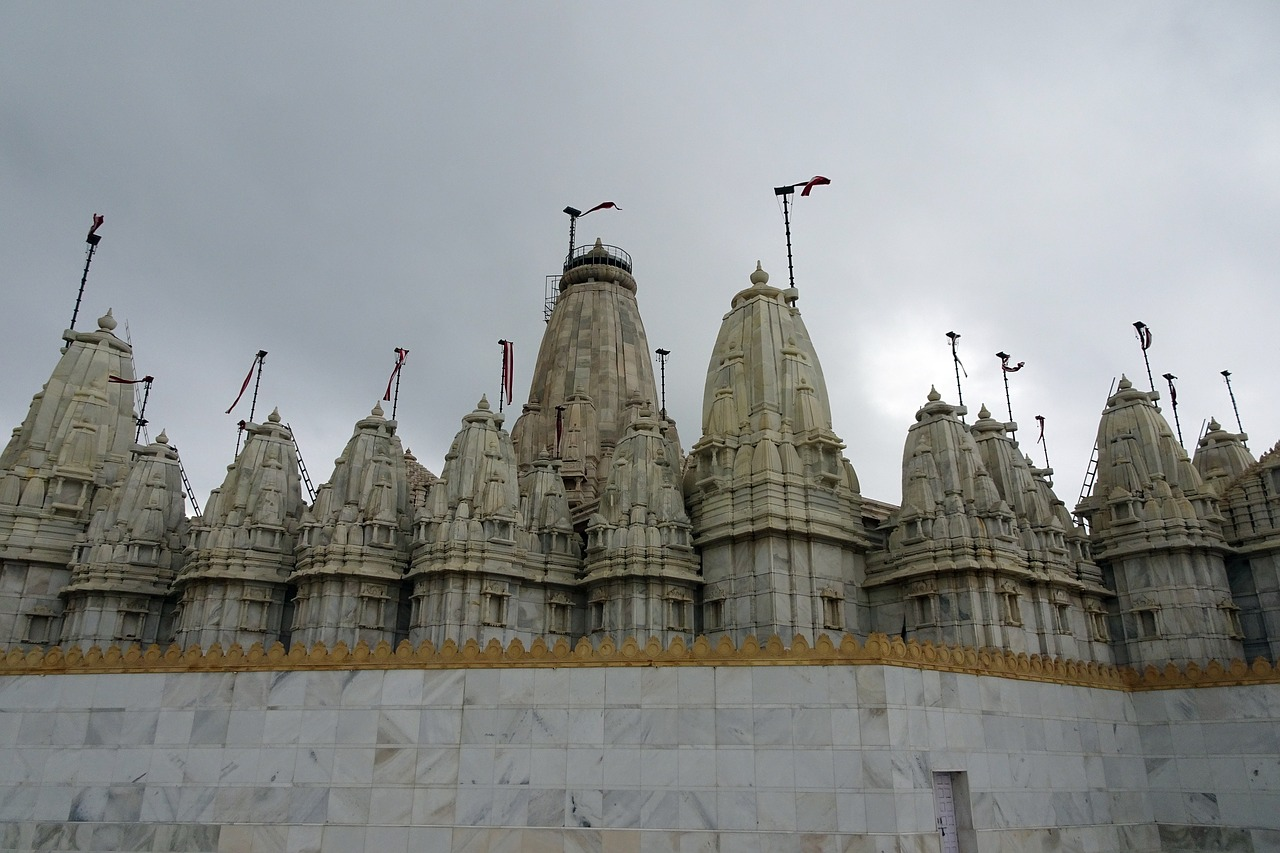 Place Near Kalika Mata Temple-Sankeshwar Jain Temple, Pavagadh Hills, Gujarat