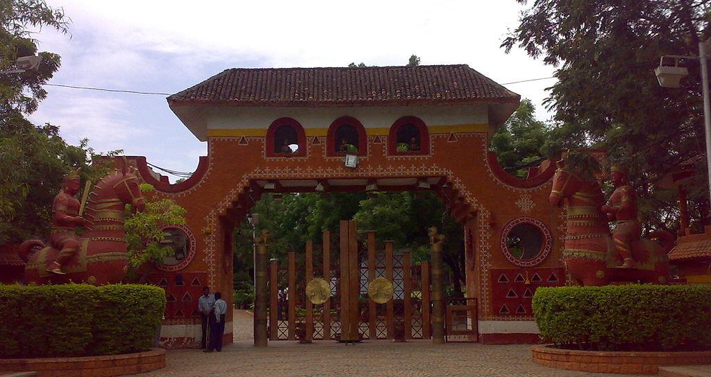 Place You Can Visit Nearby Durgam Cheruvu - Shilparaman