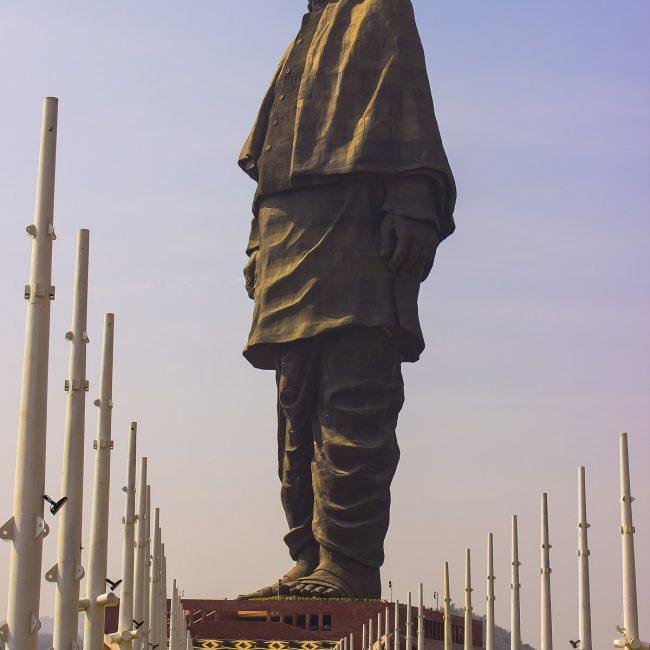 Famous Place to Visit Near Shri Rannchhodraiji Maharaj Temple - Statue of Unity