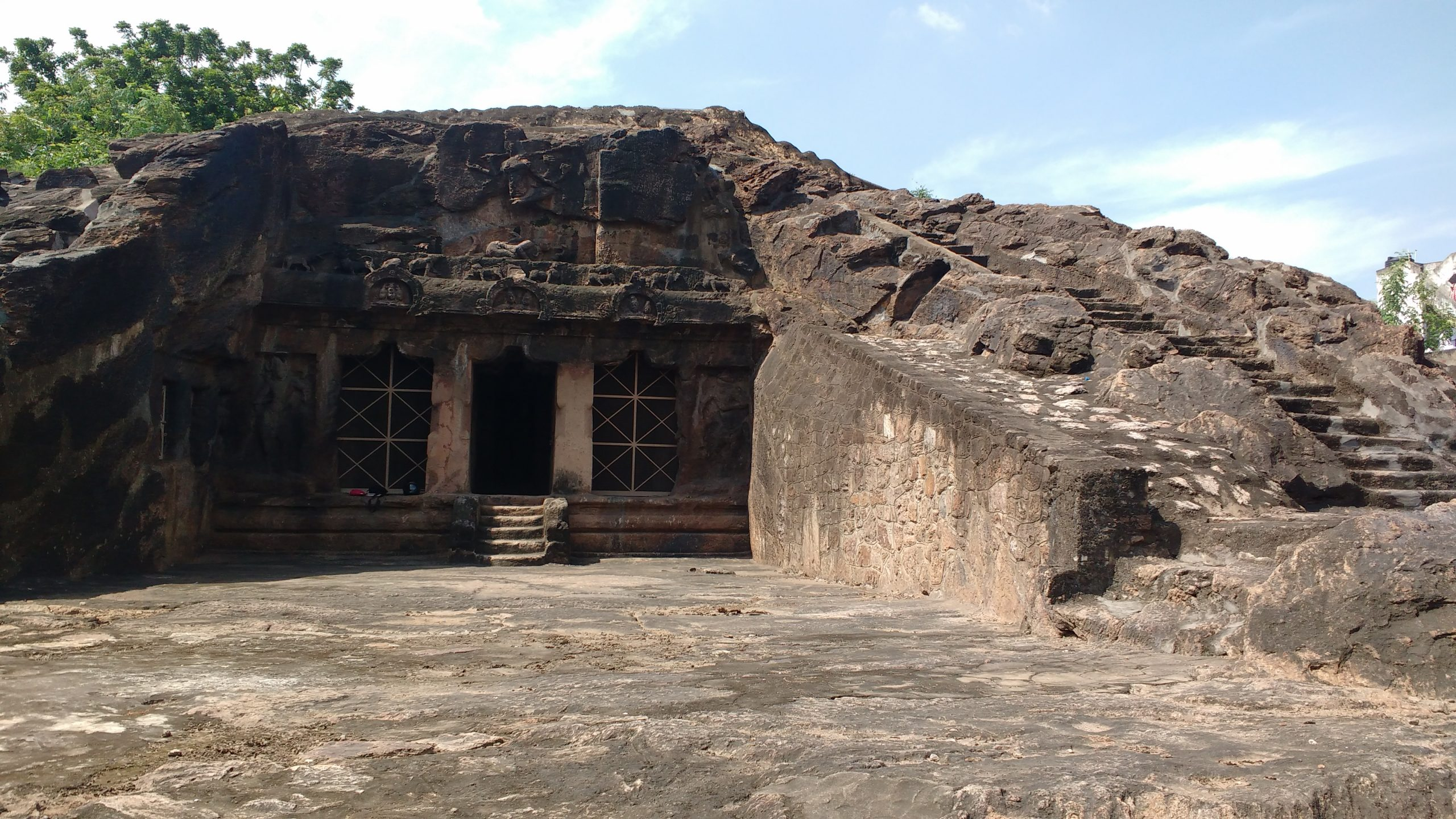 The Historical Importance Of Mogalarajapuram Caves