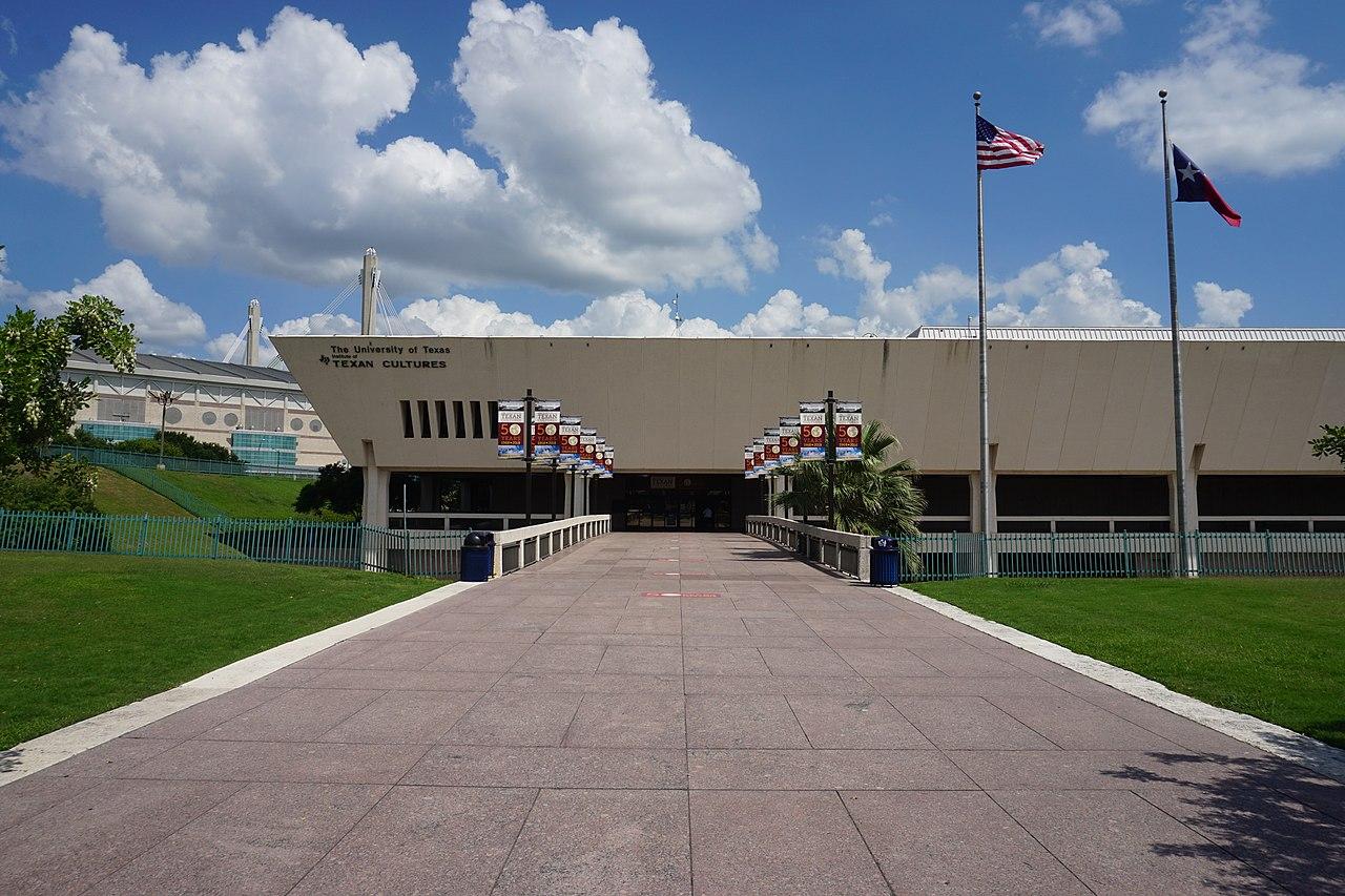 Nice Museum in San Antonio-UTSA Institute of Texan Cultures