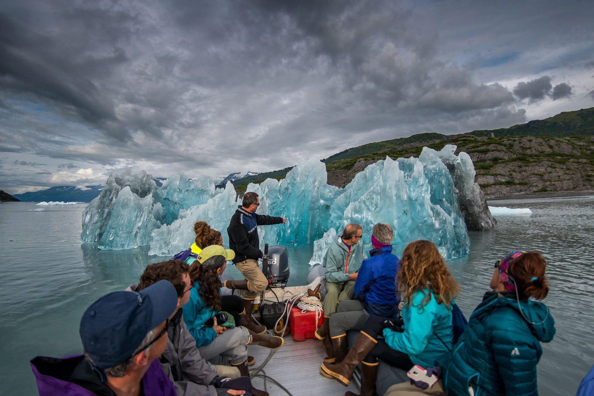 What You Can Do For A Period Of 9 days in Alaska-A Voyage of 8 Days