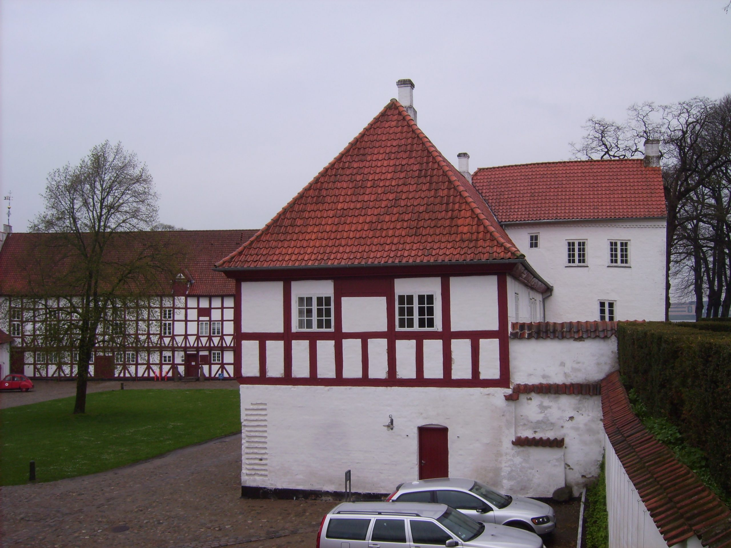Aalborghus Castle - Places to See in Aalborg City, Denmark