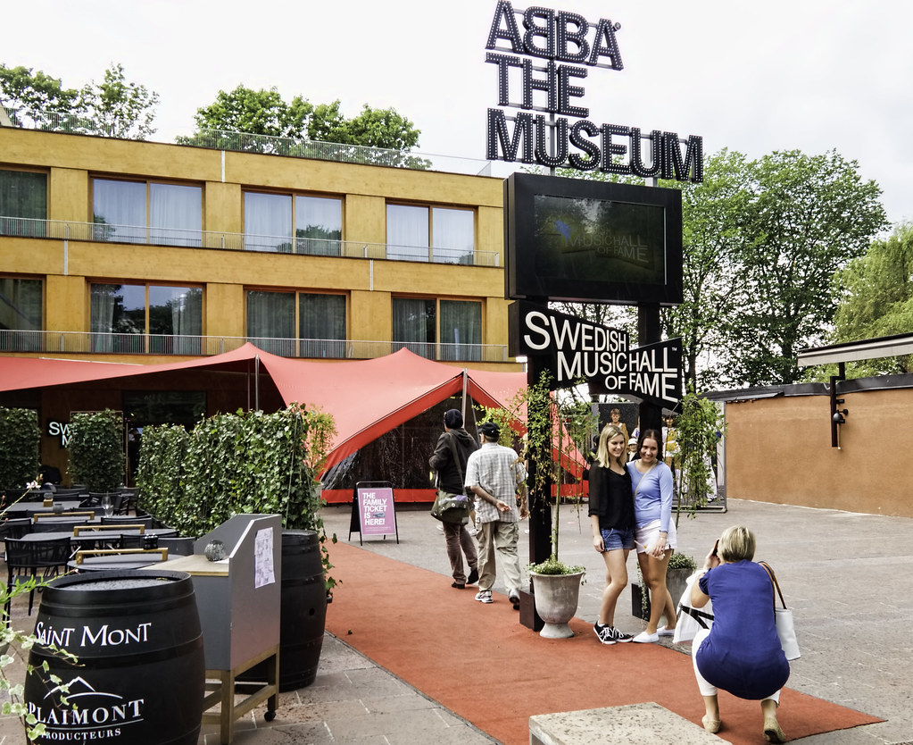 Abba the Museum - Place to Visit in Sweden