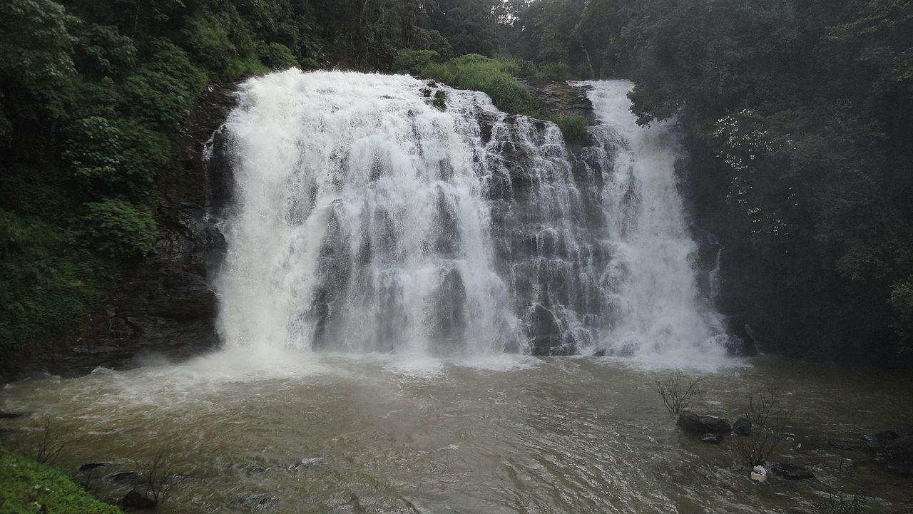 Place To Visit In Madikeri-Abbey Falls, Coorg