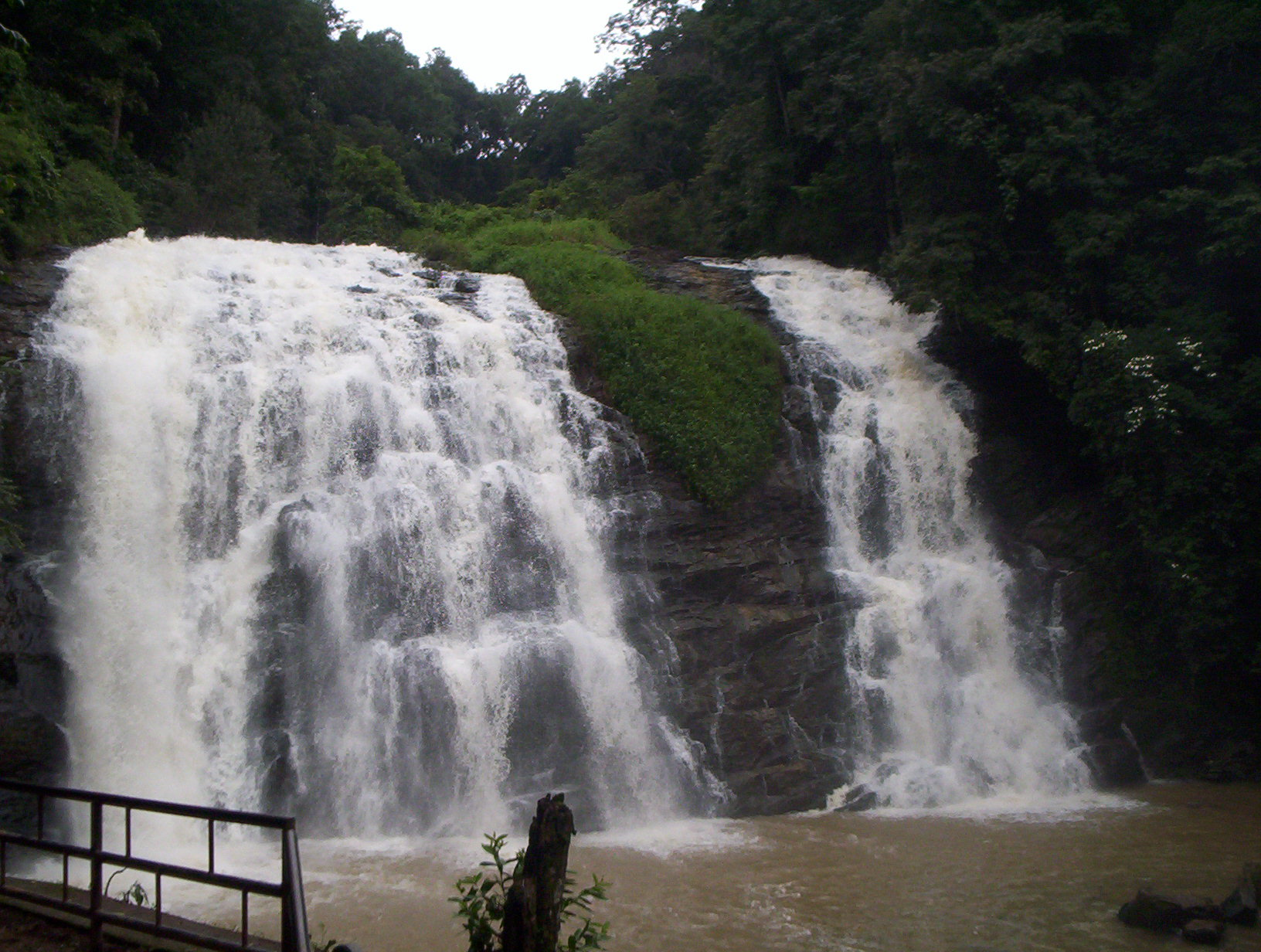 Abbey Falls - Main Attractions Of Coorg Scotland of India
