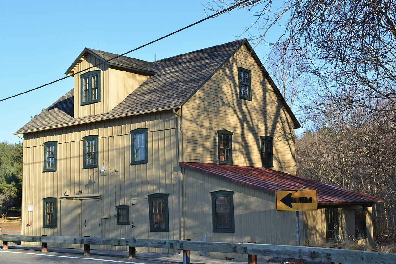 Popular Place to Visit in Georgetown, Delaware-Abbotts Mill Nature Center