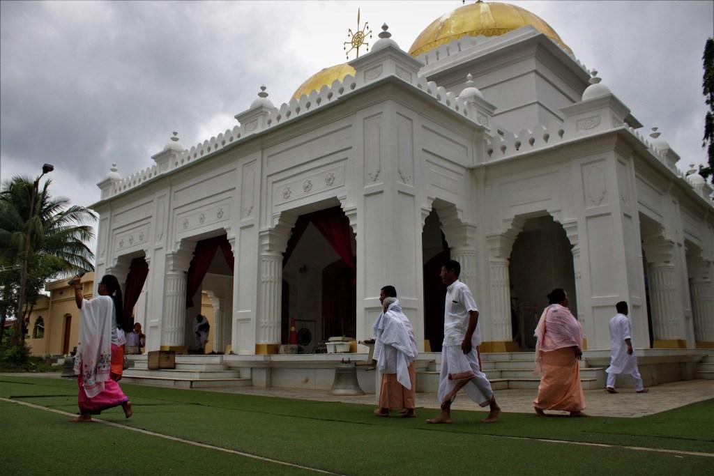 Visit Shree Govindajee Temple, Imphal, Manipur