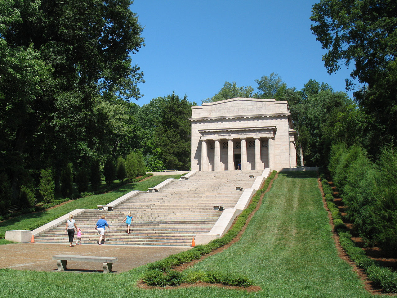 Magnetic Attraction of Kentucky's-Abraham Lincoln Birthplace National Historical Park