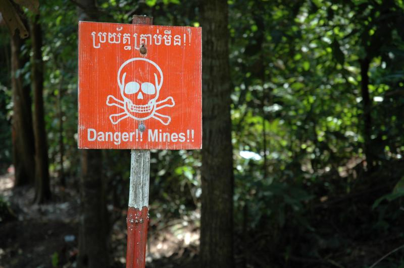 Active Landmines in Cambodia-Lesser Known Facts About Cambodia For the Tourists