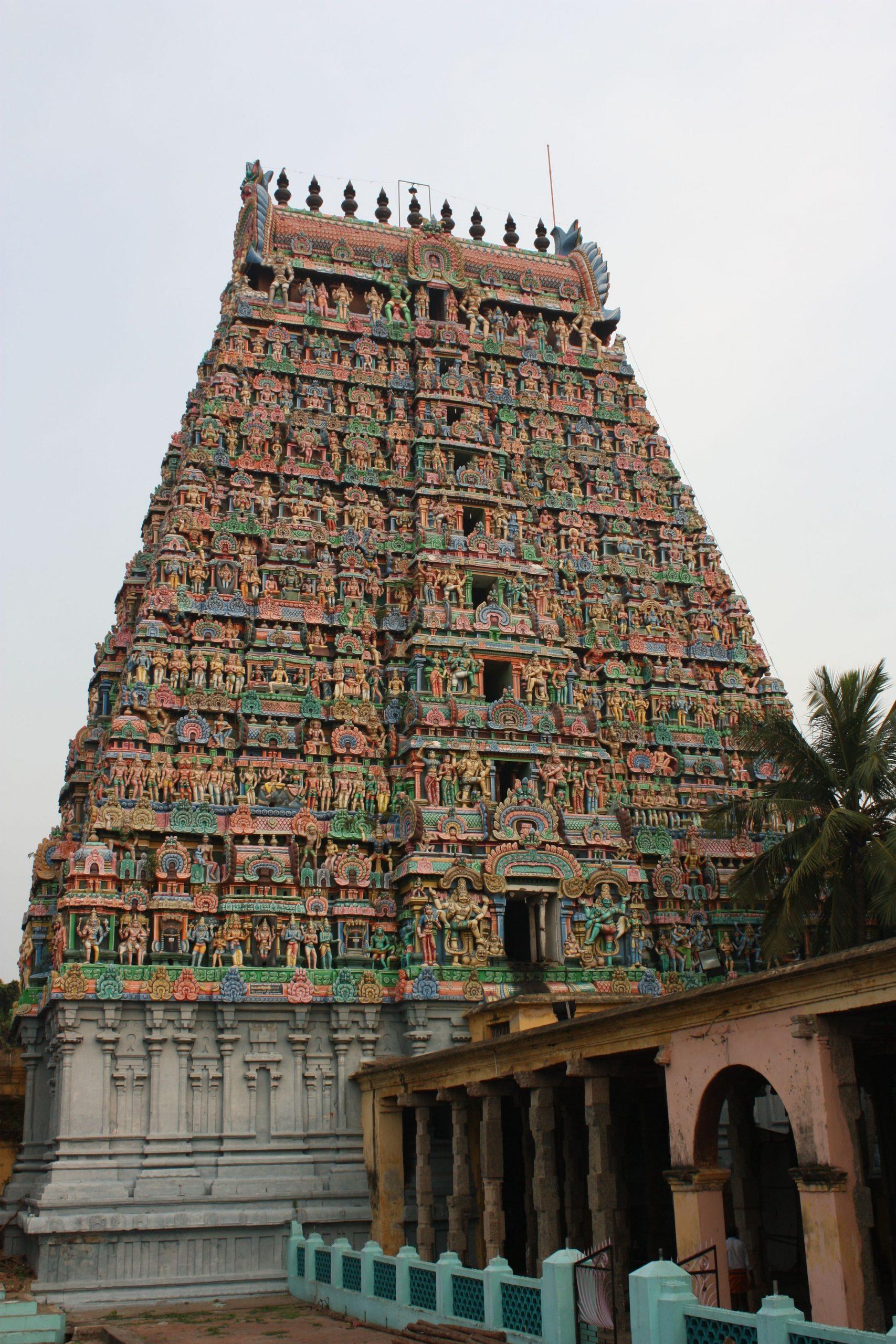 Awesome Historical Place In Tamil Nadu-Kumbakonam, Adi Kumbeshwara Temple