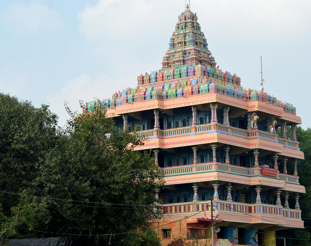 Spiritual Destination in Prayagraj - Shankar Viman Mandapam