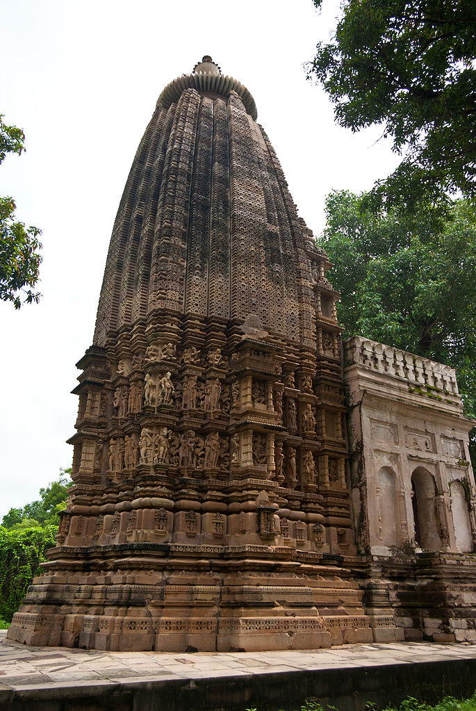 Adinath Temple Visiting in Khajuraho