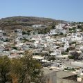 Visit Afantou Village in Rhodes, Greece: The Invisible Village Which Could Not be Seen from the Sea (2020)