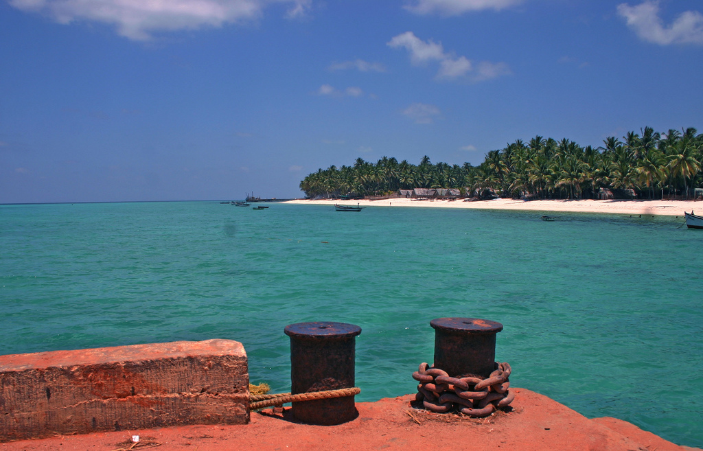 Famous Destination in Lakshadweep Islands-Agatti Island