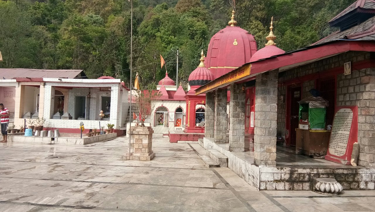 Aghanjar Mahadev Temple - Amazing Places to Visit In Dharamshala