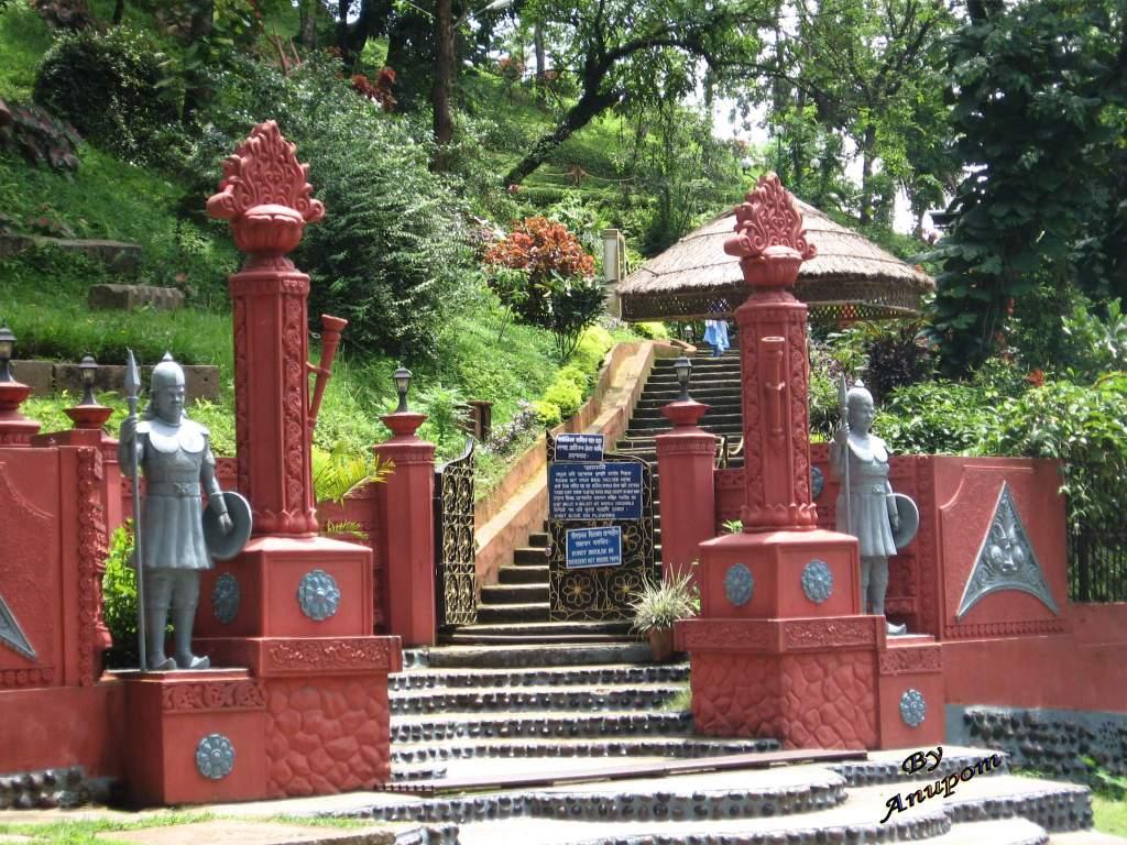 Amazing Tourist Attraction In Assam-Agnigarh Hills