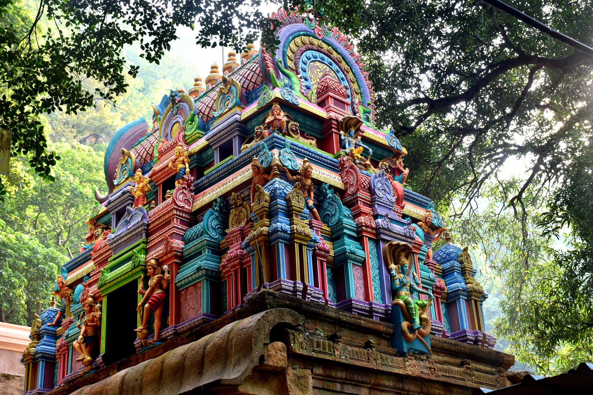 Top Temple to Visit In Andhra Pradesh-Ahobilam Temple