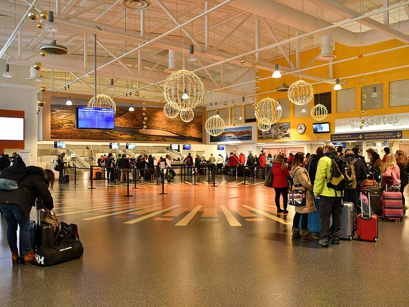 Finland Travel-Airports in Finland