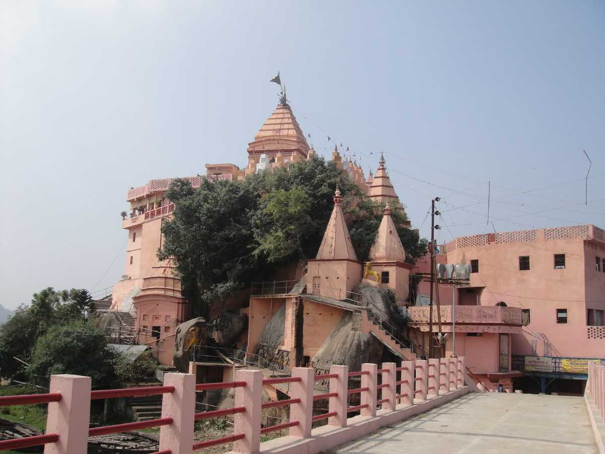 Attraction Tourist Place In Bihar, Bhagalpur-Ajgaivinath