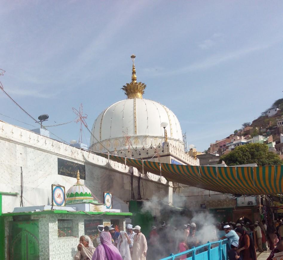 Popular Place To Visit In Ajmer, Rajasthan-Ajmer Sharif Dargah
