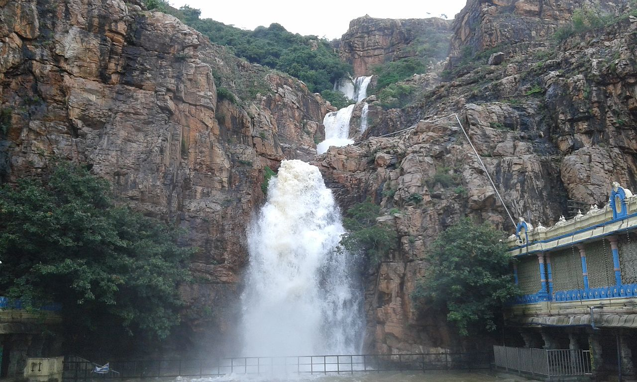 Akasaganga Teertham, Tirupati-Must-Visit Attraction of Tirupati