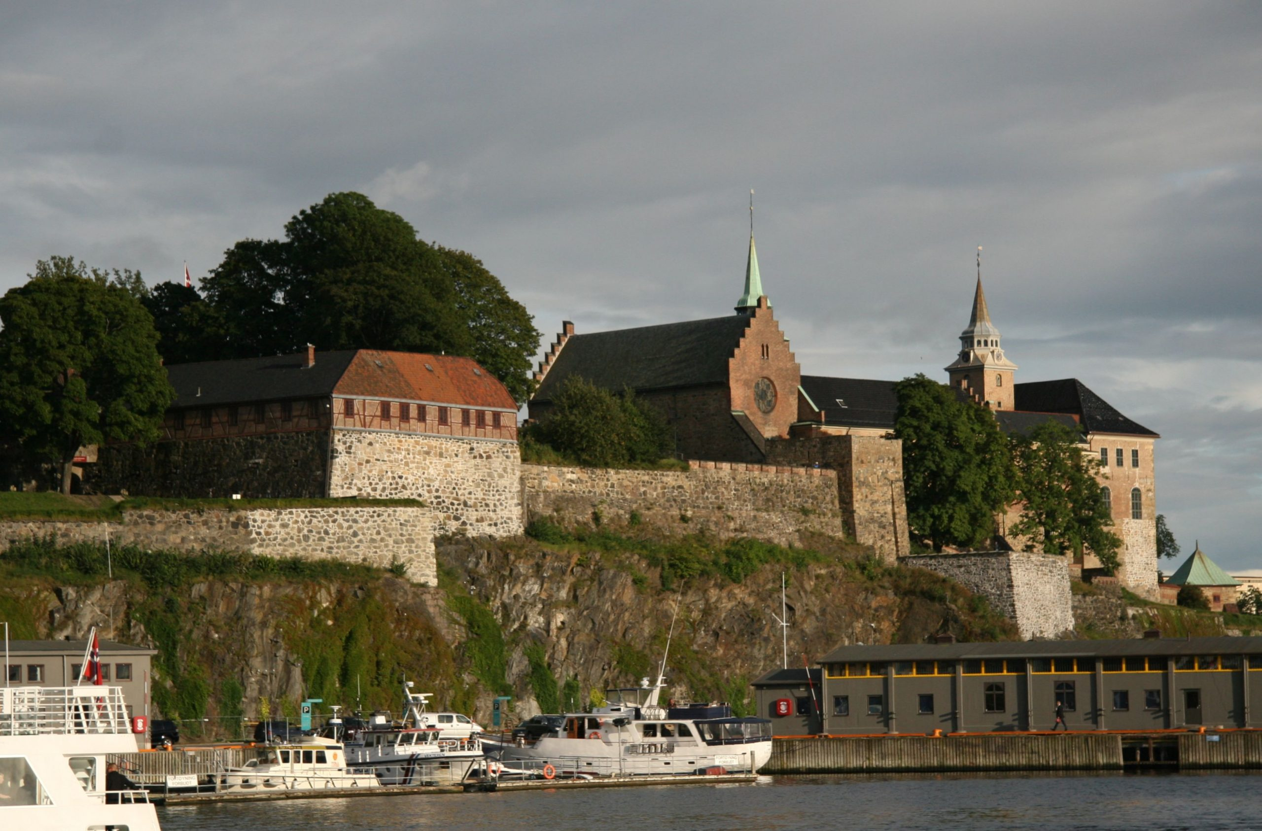 Akershus Fortress- Must Visit Place in Oslo To Know The Hostory of Norway|