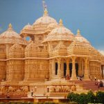 Akshardham Temple - Beautiful temple in Delhi