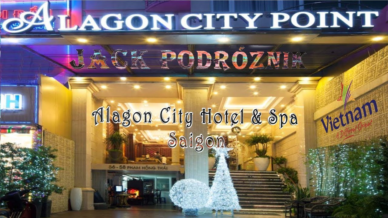 Best Hotel in Ho Chi Minh City-Alagon Hotel & Spa