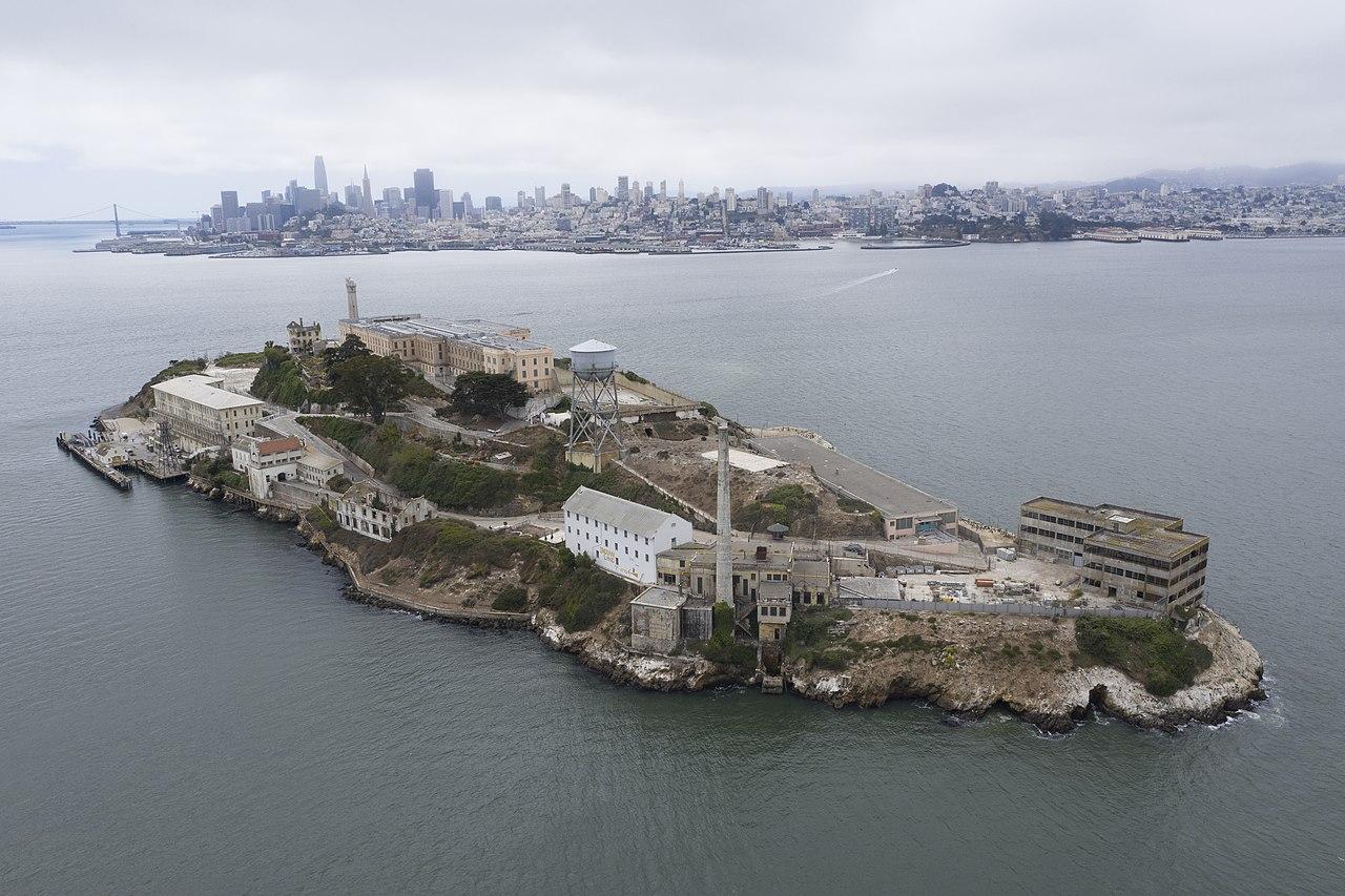 Incredible Sight-Seeing Destination in California-Alcatraz Island