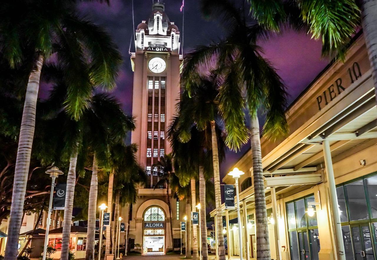 Aloha Tower, Honolulu - Amazing Historical Site in Hawaii